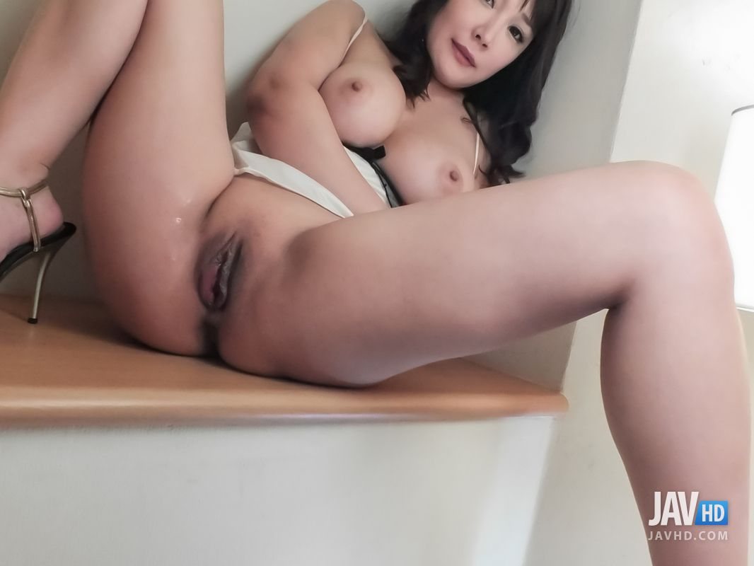 image Busty asian lady hinata komine craves for a wild fuck
